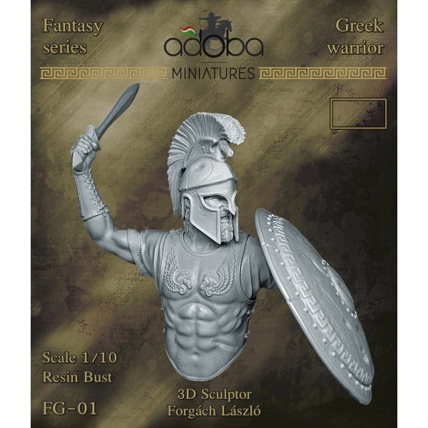 FG-01 Fantasy Series - Greek Warrior