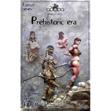 FP-01 Fantasy Series - Prehistoric Era